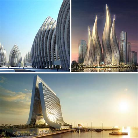Super Skyscrapers 20 Concept Towers That Reach Sky High
