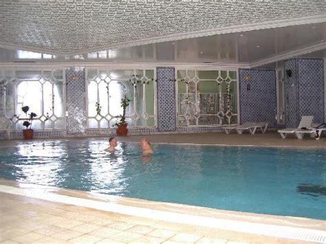 piscine int 233 rieur superbe avec 2 ext 233 rieure foto houria palace hotel port el