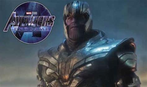 avengers endgame spoilers   reveal  thanos