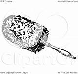 Duster Feather Clipart Cleaning Illustration Vector Royalty Prawny Regarding Notes sketch template