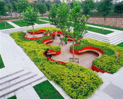 landscape architecture pictures tianjin qiaoyuan park by turenscape landscape architecture 171 landscape architecture works