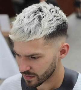 Coupe De Cheveux Homme Hipster : coiffure homme court cheveux gris le7emecontinent ~ Dallasstarsshop.com Idées de Décoration