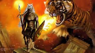 African Warrior Tribes...