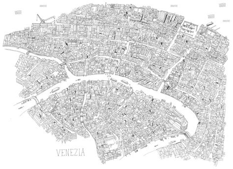italian city maps james gulliver hancock