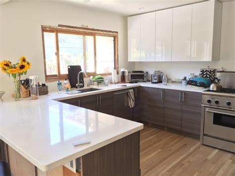 kitchens without backsplash please backsplash help for contemporary white grey kitchen