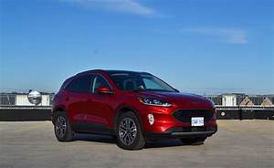 2020 Ford Escape Awd 1 5 Review