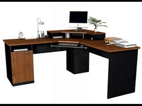 angled desks images  pinterest corner desk