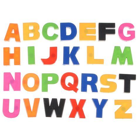 magnetic alphabet letters magnetic capital lowercase alphabet educational alex nld