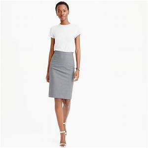 How to wear a pencil skirt - AcetShirt