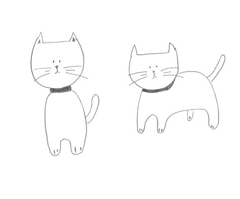 draw  cat projects  jane