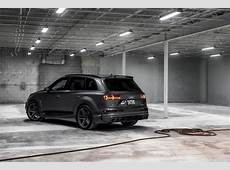 ABT Audi Q7 Limited Edition With Vossen Wheels Comes In