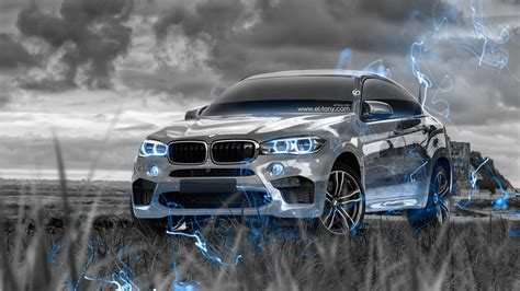 X6 M 4k Wallpapers by 4k Bmw X6 M Nature Car 2015 El Tony