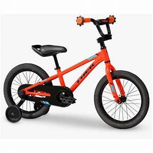 Trek Precaliber 16 inch Mountain Kids Bike - Orange - Jollymap