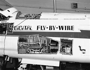 F-8 Digital Fly-By-Wire | NASA
