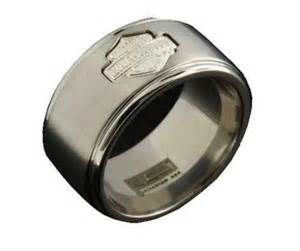 Harley-Davidson Men's Rings