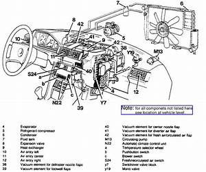 Mercedes Benz 560sl Fuse Box