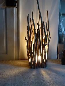 Dekoration Aus Treibholz : romantische lampe aus treibholz dekoration f rs wohnzimmer romantic lamp made of driftwood ~ Sanjose-hotels-ca.com Haus und Dekorationen