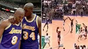 1997 Rookie Kobe Bryant Shoots 4 Airballs Vs The Jazz In