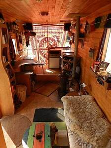 Aménagement Intérieur Caravane : petit po le interieur caravane wohnw ~ Nature-et-papiers.com Idées de Décoration