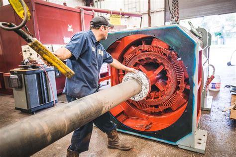 Electric Motor Repair by Home Industrial Repair