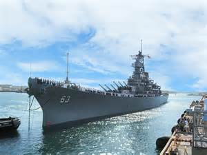 USS Missouri Battleship Tours