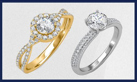 engagement rings solitaire diamond rings for engagement