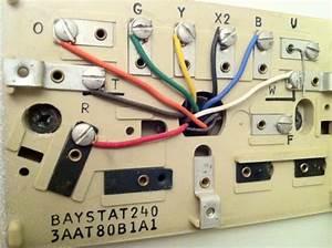 Weathertron Baystat 240 Wiring Diagram
