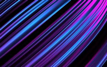 Stripes Lines Purple Glow 4k Background Obliquely