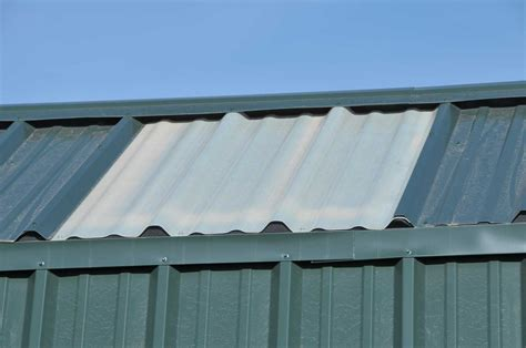 install metal roof on shed how to install a metal roof instead of shingles on your shed