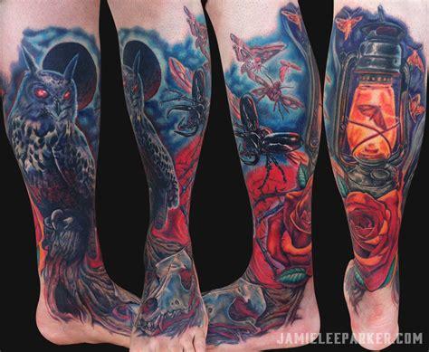 Dark Art Jamie Lee Parker