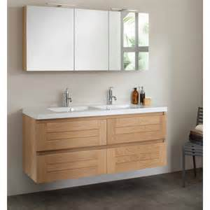 Armoire De Toilette Sanijura by Meuble 140 Cm 2 Vasques Table Blanche Armoire De