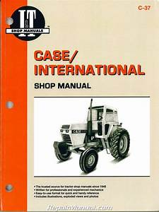 Case International 2090 2094 2290 2294 2390 2394 2590 2594 Tractor Repair Man