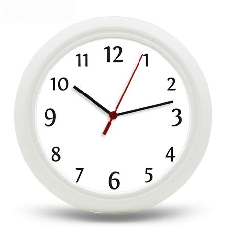 horloge murale numerique pas cher