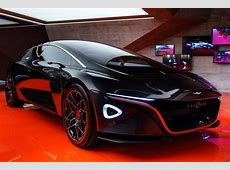 Aston Martin Lagonda Vision Concept previews new two