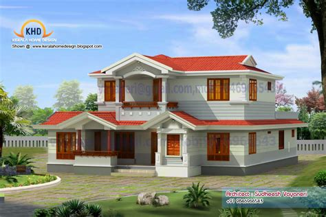 single floor plans home plan and elevation 2497 sq ft kerala home design