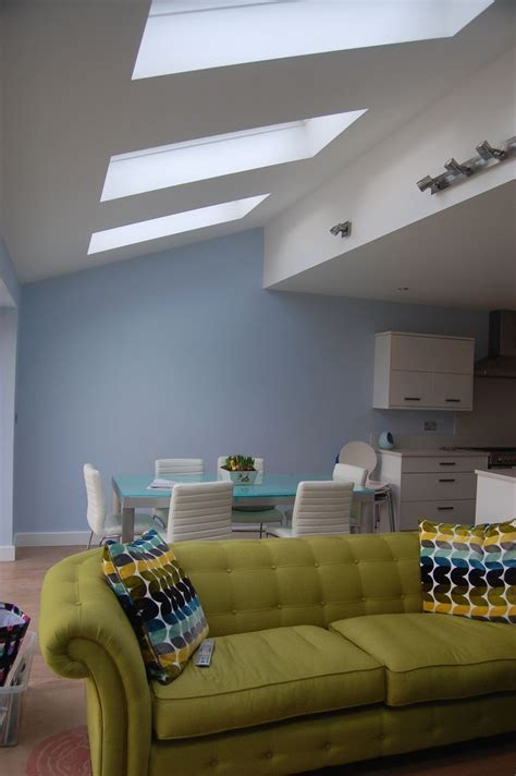 concealed beam  vaulted pitched roof extension beam types pinterest rear extension