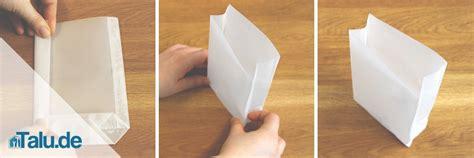 papiertueten selber basteln   schritten talude