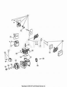 Troy Bilt Tb2bp 41ar2beg766  41ar2beg766 Tb2bp Ec Parts Diagram For Engine Assembly