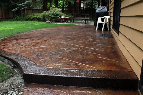 cmdt systems decorative sted concrete patios in