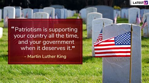 memorial day   history significance quotes
