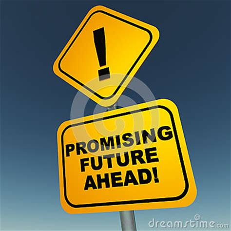Promising Future Ahead Stock Photography - Image: 29747462