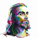 Jesus Christ Depiction Woodbury Lutheran Church Graphic