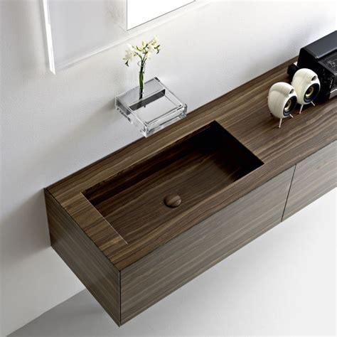 Badezimmermöbel Modern by Moderne Badezimmerm 246 Bel Unterschrank Aus Massivholz