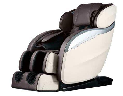 Electric Full Body Long Rail Shiatsu Massage Chair Recliner Zero Gravity W/heat