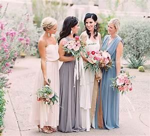 Robe Longue Style Boheme : tenue boheme chic pour mariage ~ Dallasstarsshop.com Idées de Décoration