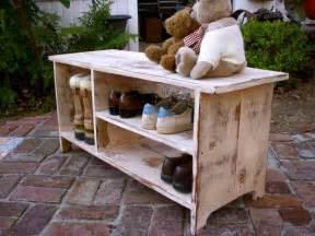 Foyer Bench With Shoe Storage by Wood Shoe Shelf Storage Bench Entryway Hall Shoe Storage
