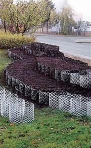 Gartengestaltung Böschung Gestalten : die besten 25 b schung bepflanzen ideen auf pinterest b schungssteine rock landschaftsbau ~ Markanthonyermac.com Haus und Dekorationen