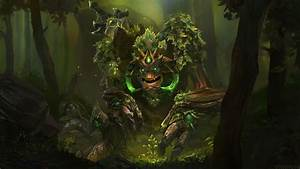 Treant Protector [The Ancient Seal Protector] - DOTA 2 ...