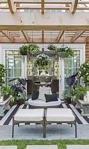 Outdoor Vorhänge Ikea : balkon terrasse pflanzen h nget pfe deko mygarden pinterest terrasse pflanzen ~ Yasmunasinghe.com Haus und Dekorationen