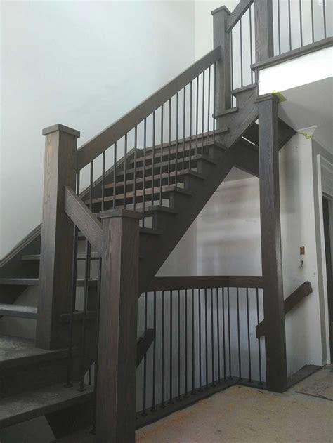interior stairs  railings gillies lumber